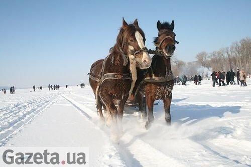 Хулігани ледь не зірвали центральний захід Свята Зими в Тернополі, фото-1