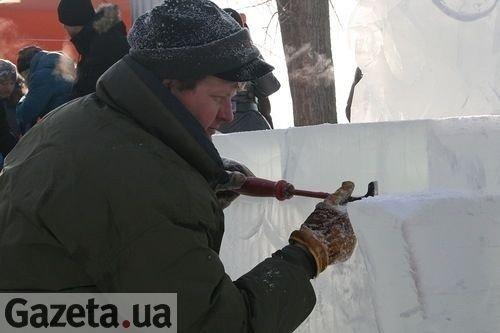 Хулігани ледь не зірвали центральний захід Свята Зими в Тернополі, фото-2