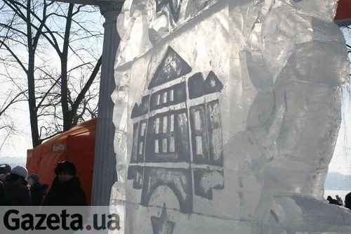 Хулігани ледь не зірвали центральний захід Свята Зими в Тернополі, фото-3
