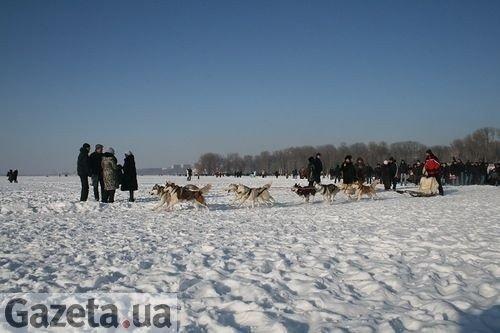 Хулігани ледь не зірвали центральний захід Свята Зими в Тернополі, фото-6