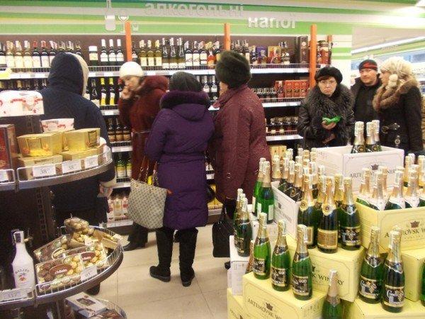 «Брусничка» против «Сильпо»: какой супермаркет выберут артемовцы?, фото-1