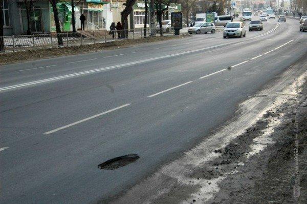Капремонт дорог по-симферопольски: через год считаем ямы (фото), фото-2