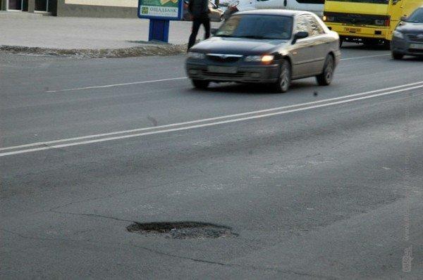 Капремонт дорог по-симферопольски: через год считаем ямы (фото), фото-4