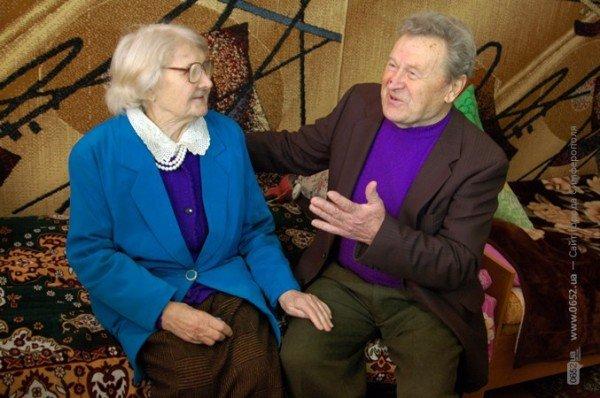 В Симферополе стариков поздравили с Днем святого Валентина (фото), фото-1