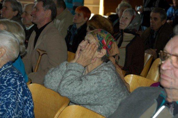 В Симферополе стариков поздравили с Днем святого Валентина (фото), фото-6