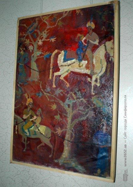 Крымский художник показал симферопольцам свое «Видение любви» (фото), фото-3