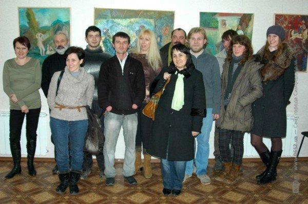 Крымский художник показал симферопольцам свое «Видение любви» (фото), фото-5