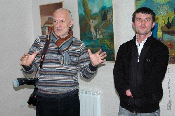 Крымский художник показал симферопольцам свое «Видение любви» (фото), фото-6