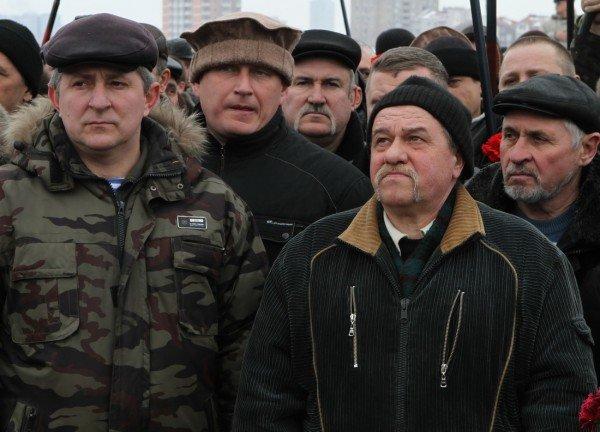 Митинг афганцев в Донецке закончился скандалом — ветераны кричали руководителю «верни украденные деньги» (фото), фото-3