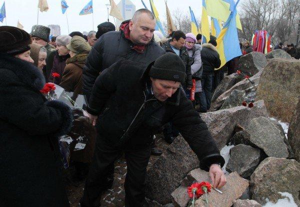 Митинг афганцев в Донецке закончился скандалом — ветераны кричали руководителю «верни украденные деньги» (фото), фото-5