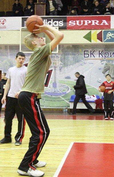 «Кривбассбаскет» разыграл путёвку на Матч Звёзд Суперлиги 2012, фото-2