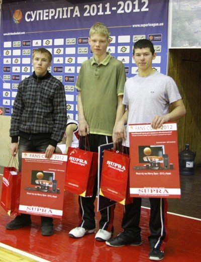 «Кривбассбаскет» разыграл путёвку на Матч Звёзд Суперлиги 2012, фото-3