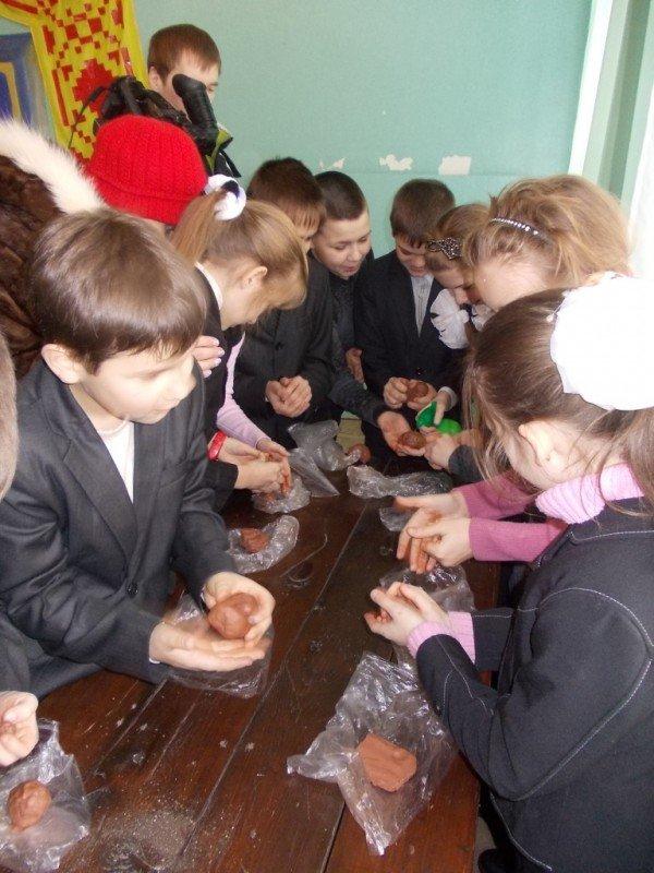 Артемовские школьники посеяли пшеницу и выпустили жаворонков, фото-5