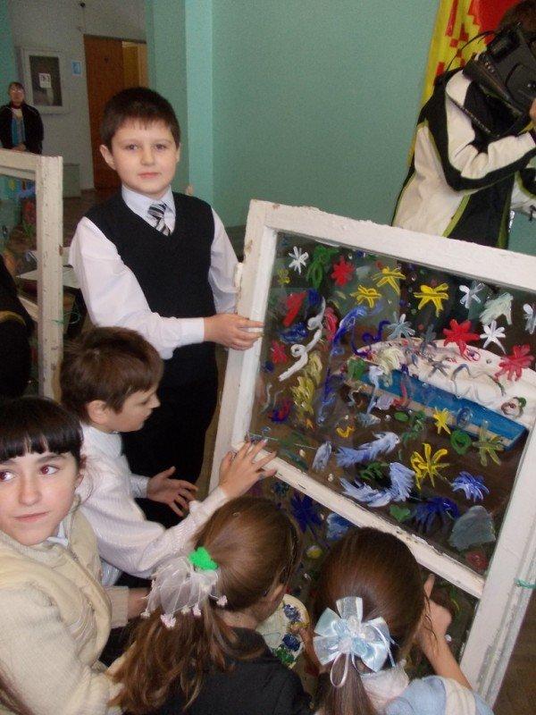 Артемовские школьники посеяли пшеницу и выпустили жаворонков, фото-7