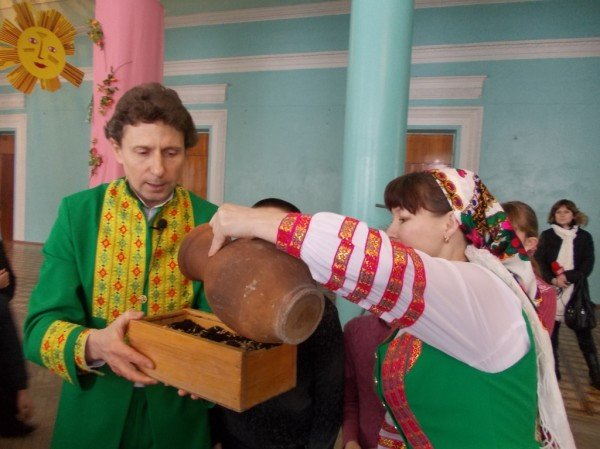 Артемовские школьники посеяли пшеницу и выпустили жаворонков, фото-10