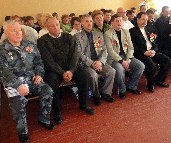 К годовщине вывода войск из Афганистана в ОШ №15 прошла презентация книги Виктора Заики, фото-4