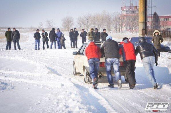 Зимові автоперегони по-тернопільськи (фото, відео), фото-2