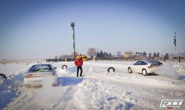 Зимові автоперегони по-тернопільськи (фото, відео), фото-3