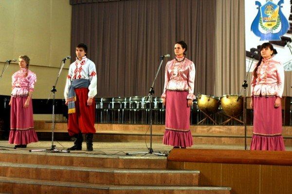 Артемовские студенты подняли казацкое восстание, фото-3