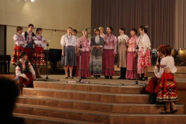 Артемовские студенты подняли казацкое восстание, фото-4