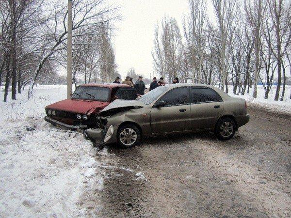 Горловские дороги: за три дня трое пострадавших, фото-1