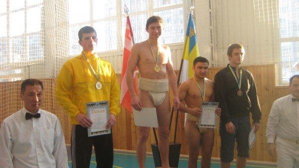 Артемовские сумоистки завоевали для области «золото» чемпионата Украины (ВИДЕО), фото-1