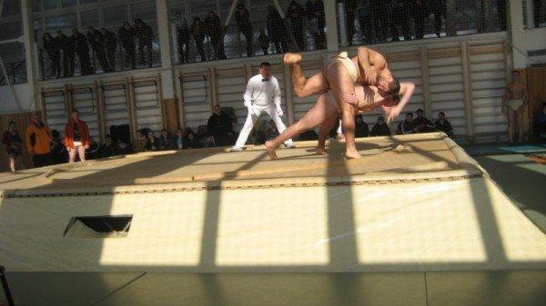 Артемовские сумоистки завоевали для области «золото» чемпионата Украины (ВИДЕО), фото-7