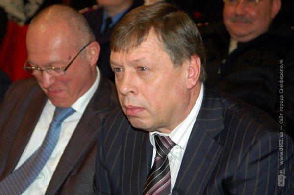 Донецкое происхождение нового главы МВД Крыма возмущает депутатов (фото), фото-1