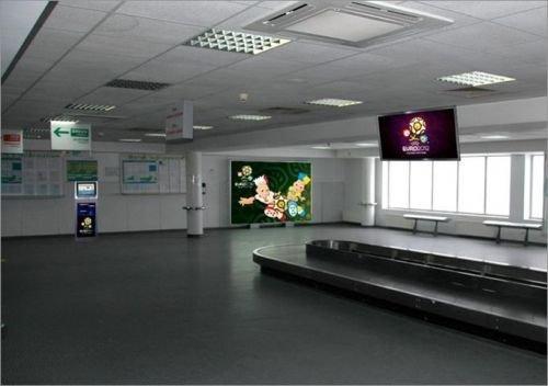 В аэропорту Кривого Рога  появятся информационные мониторы, фото-2