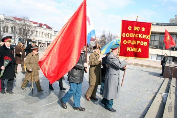 Крымские коммунисты объяснили, почему считают украинскую армию  недееспособной (фото), фото-5