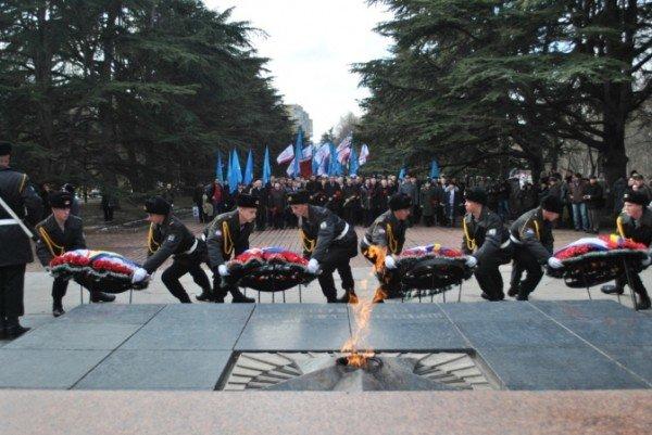 В Симферополе раздали медали и почетные грамоты лучшим защитникам Отечества (фото), фото-2