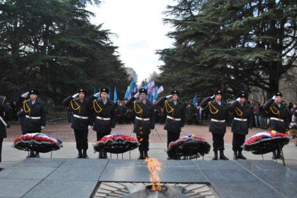 В Симферополе раздали медали и почетные грамоты лучшим защитникам Отечества (фото), фото-3