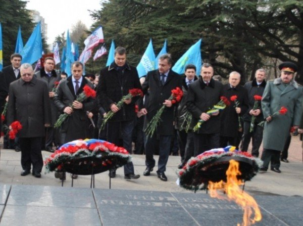 В Симферополе раздали медали и почетные грамоты лучшим защитникам Отечества (фото), фото-4