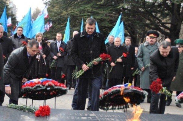 В Симферополе раздали медали и почетные грамоты лучшим защитникам Отечества (фото), фото-5