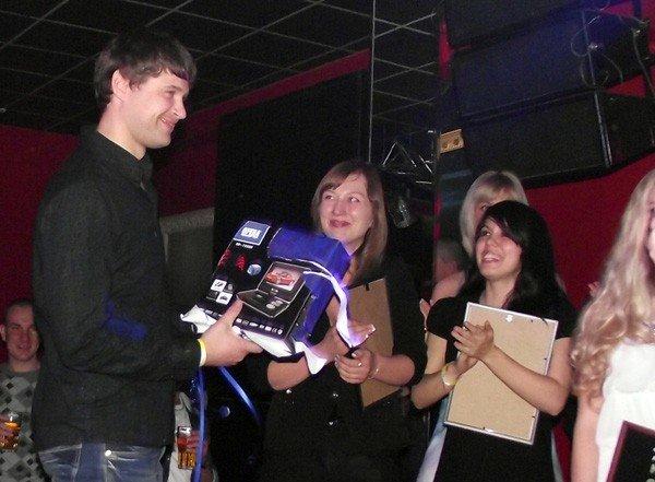Military Girl получили завоеванные призы, фото-5