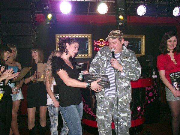 Military Girl получили завоеванные призы, фото-6