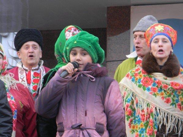 В Кривом Роге проводили Масленицу по всем правилам (ФОТО), фото-4