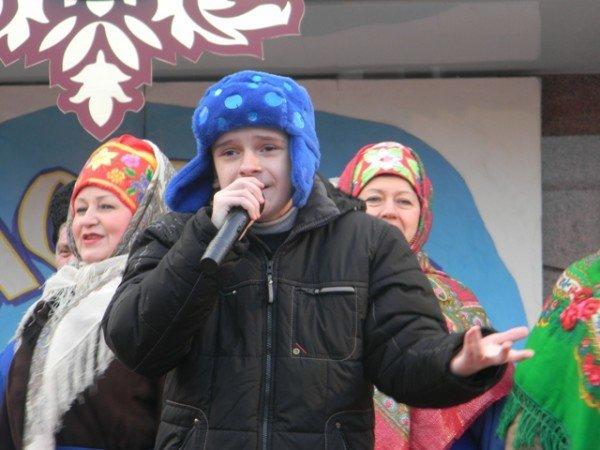 В Кривом Роге проводили Масленицу по всем правилам (ФОТО), фото-5