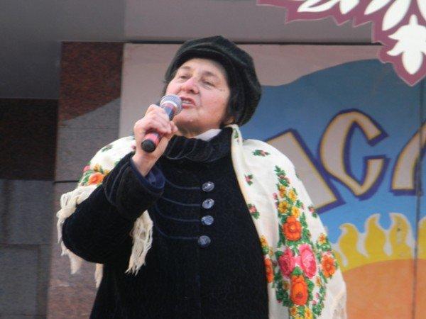 В Кривом Роге проводили Масленицу по всем правилам (ФОТО), фото-11