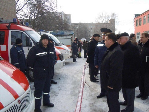 Криворожские МЧСники проверили готовность города к паводкам (ФОТО), фото-2