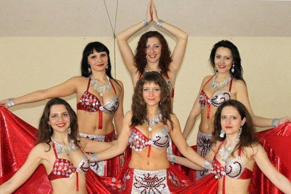 В Чемпионате Кривого Рога по восточным танцам победила команда «Роксолана» (ФОТО), фото-2