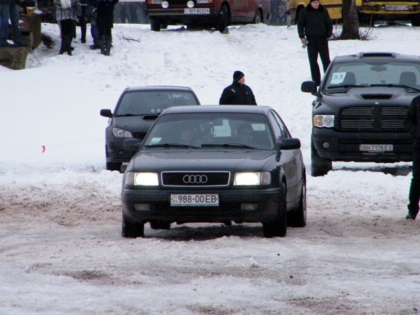 Вчера на площади Революции горловчанам раздали более 3000 бесплатных блинов, фото-4