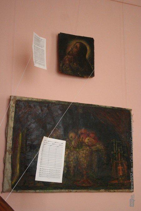 В Симферополе нарисовали музыку знаменитого крымского композитора (фото), фото-8