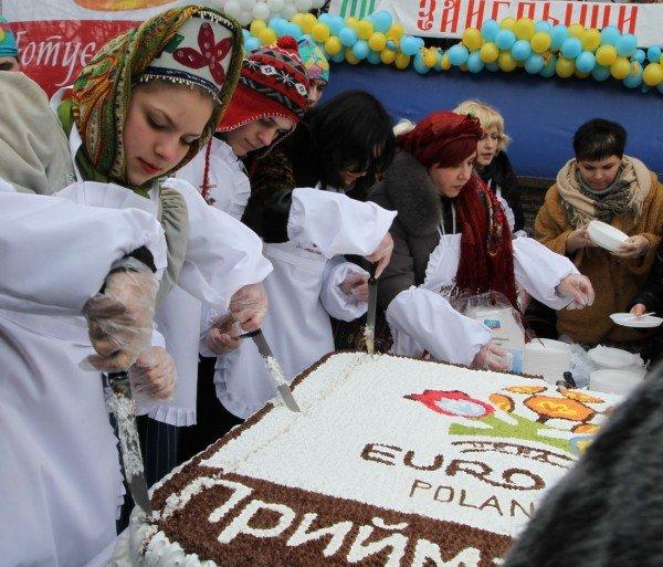 Донецкий торт-великан вошел в книгу рекордов Украины, фото-2