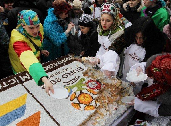 Донецкий торт-великан вошел в книгу рекордов Украины, фото-3