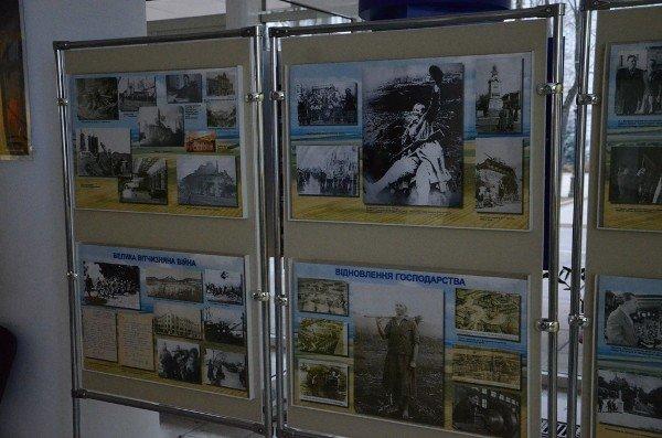 На Днепропетровщине работает выставка «От вольной степи к независимости» (ФОТО), фото-1
