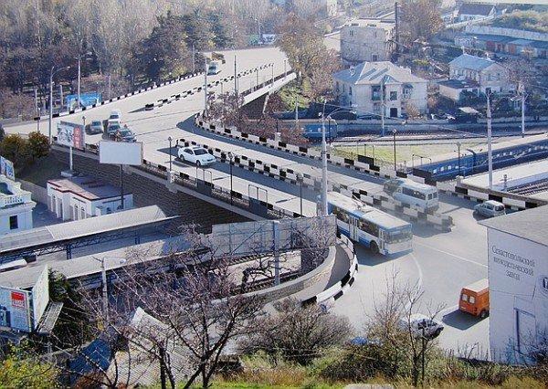 Проект моста возле вокзала Севастополя лишь частично решает проблему пробок (ФОТО), фото-2