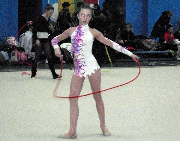 В Горловке проходят областные соревнования по самому красивому виду спорта, фото-2