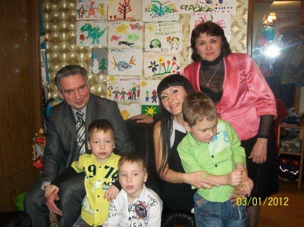 Единственная в Артемовске тройня отметила первый юбилей, фото-3