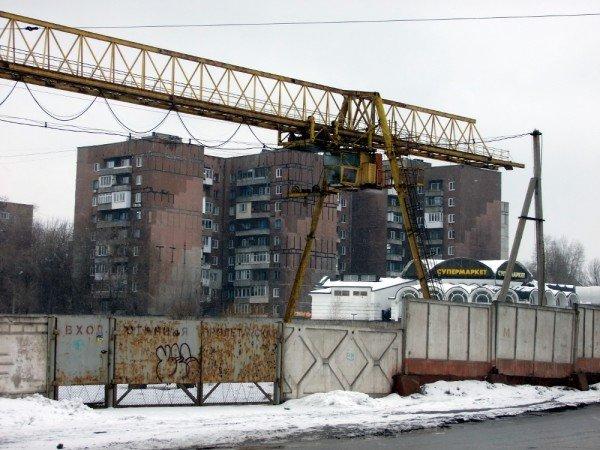 В Донецке может уйти под воду недостроенная станция метро вместе с объектом «Евро-2012» (фото), фото-3